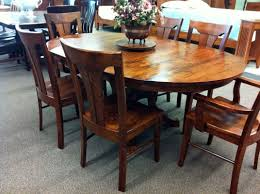 Oval Kitchen Table Pedestal Kitchen Oval Kitchen Table With Elegant Round Amp Oval Dining