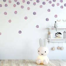 vinyl wall sticker decal art watercolor