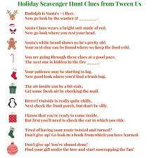 money scavenger hunt clues - Google Search. Ideas For Christmas  GiftsChristmas ...