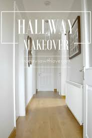 hallway finally. We Have Worked Very Hard On Making It Our Dream Home And Can Finally Reveal The Biggest Project Attempted So Far \u2013 Hallway !!
