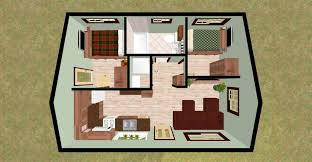 Tiny House Layout Ideas Home Design Inspirations Free 3 Bedroom Simple  Plans With Exterior And Interior Designs Of Courtyard For Splendid  Interiors ...