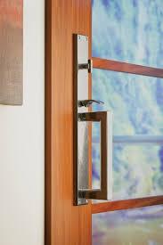 modern front door handlesContemporary Entry Door Hardware By Rocky Mountain Hardware