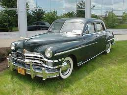 Lot 3a 1949 Chrysler Windsor Chrysler Windsor Chrysler Hot Rods Cars Muscle