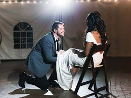 The dollar dance (or money dance) is when guests pay to dance with the bride and groom, giving them money to start their new life together. These 34 Garter Toss Songs Are The Best Trust Us