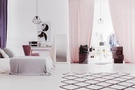 sophisticated bedroom furniture. Download Pink Curtains In Sophisticated Bedroom Stock Photo - Image Of Accessorize, Furniture: 101561080 Furniture M