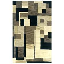 tan and black area rug tan and white area rug black and tan area rug black