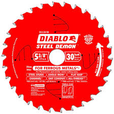 High Quality Diablo 10 In. X 84 Tooth Laminate/Non Ferrous Metal Cutting Saw Blade D1084L    The Home Depot Photo Gallery