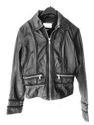 womens clothes vintage wilsons leather biker motorcycle jacket jqqgjktfle