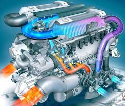 This unit features double overhead camshaft valve gear, a 15 degree w 16 cylinder layout, and 4 valves per cylinder. Why Does A Bugatti Veyron Need An 8 Litre W16 Engine With 4 Turbochargers To Generate 1000 Horsepower Quora
