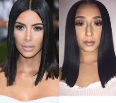kim kardashian inspired makeup tutorial social a insram gabrielasbeautyglamm snapchat gabsters2500 you