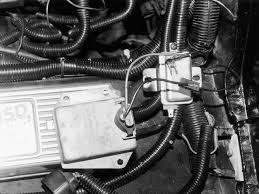 electronic voltage regulator and alternator hot rod network 240573 7