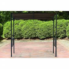essential garden gazebo. Essential Garden Steel Grill Gazebo - Limited Availability O