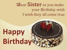 Nice Strawberry Birthday Cake Sister Name Freshbirthdaycakesgq
