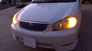 2006 Toyota Corolla S - Full Take Review - YouTube