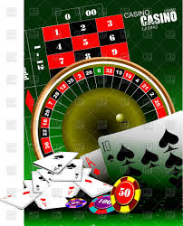 roulette table and elements vector image vector ilration of sport and leisure leonido to zoom