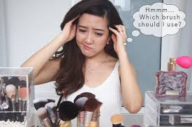 where to find good quality affordable makeup brushes in singapore bun bun makeup tips and beauty reviews