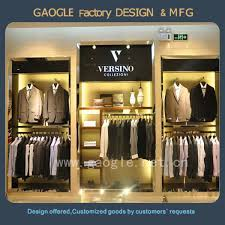 beauty products high quality showroom display shelf retail clothing store  furniture