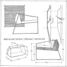 chair design drawing. 19 отметок «Нравится», 1 комментариев \u2014 Dmitry Kozachyshyn ✎ (@dmitry_kozachyshyn) · Wing ChairChair DesignDrawing Chair Design Drawing