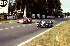 Every Car From The Ford V Ferrari 1966 Le Mans Race Insidehook