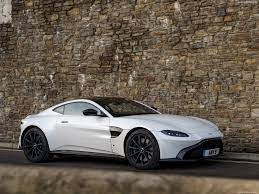 Aston Martin Vantage Morning Frost White 2019 Picture 7 Of 54