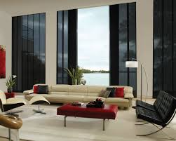 Modern Window Treatment For Living Room Window Treatments For A Coastal Decor Kaloko Shutter Blind