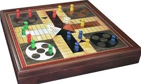 Wooden Ludo Board Game Mind Games Classic Wood Ludo 3