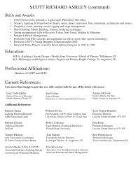 ... Lighting Lab supervisor/instructor 1999-2002; 4.
