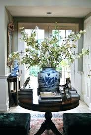 round entry table round entryway table decor best round foyer table ideas on round entry table