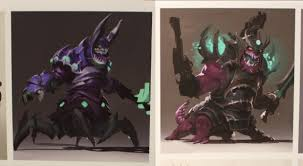 dota 2 s legion commander comic seems to be foreshadowing the