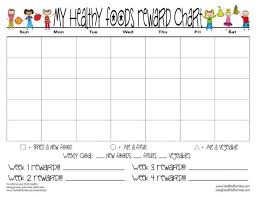 Trying New Foods Chart Vegetables For Kids 5 Ideas To Spur A Truce Well Fed Families