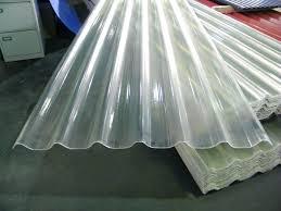 clear corrugated roofing fiberglass panels menards