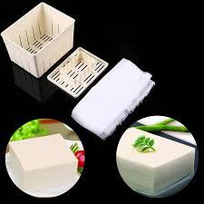 tofu maker press mold kit cheese cloth soy diy pressing mould kitchen tool diy