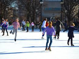 d c s best ice skating rinks mapped