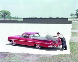 Winged Work Truck - 1959 Chevrolet El Camino - Chevro - Hemmings ...