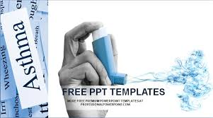 Powerpoint Designs Free Download Asthma Powerpoint Template Free Download Professional