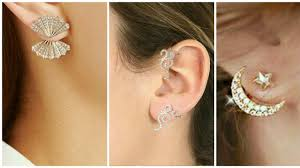 Earrings Youtube 2017 - Latest Collection Trend Stylish
