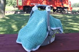 charleston car seat cover crochet pattern