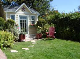 backyard home office. Summerwood-products-custom-backyard-studio-prefab-studio-kit- Backyard Home Office S