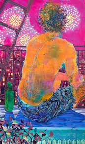 Crazy Painting 61 Best Portrait Painting Images On Pinterest Art Faces Artists