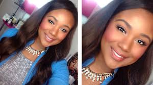 fresh flawless everyday makeup tutorial 2017 spring for brown eyes