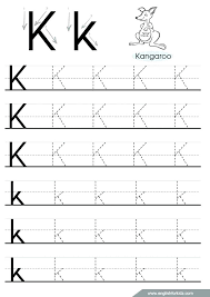Trace Worksheets For Preschoolers Alphabet Tracing Worksheet
