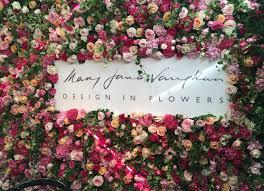 Flower Wall Flower Walls For Wedding Inspiration