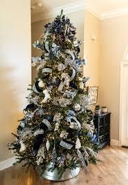 Designer Christmas Tree Ribbon Designer Christmas Tree Package Twilight Theme Ornament