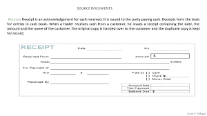 Paid Receipt Form Receipt For Money Paid Template