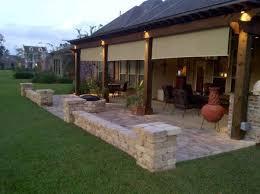 covered patio design backyard patio