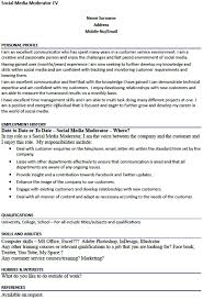 Cv Examples Hobbies And Interests - Writing And Editing Services