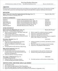 Cna Resume Templates Enchanting Certified Nursing Assistant Resume Best Of Resume Templates Nursing