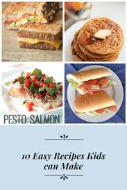 easy recipes for kids to make. Brilliant Easy 10 Simple Recipes A Kid Can Make And Will Be Proud To Serve Kidscooking On Easy Recipes For Kids To Make E
