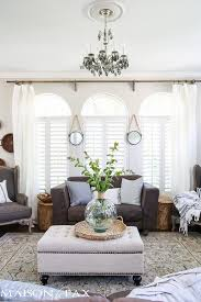 ikea ritva white curtains with diy curtain rods affordable decorating ideas maisondepax com