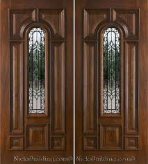 front double doors. Front Double Door Designs Entry Doors No Windows Exterior O
